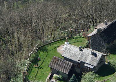 Stupaplatz-von-oben