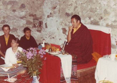 Ajang Rinpoche 1982
