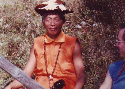 Lama Tönsang 1983