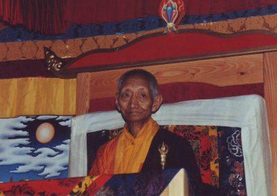 Kalu Rinpoche 1985