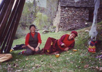 1988 Lama Choying dorje