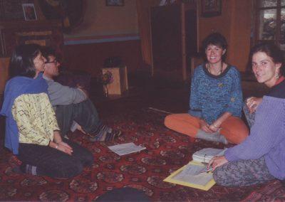 Dorfversammlung 1992