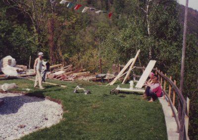 Stpaplatzumbau 1993