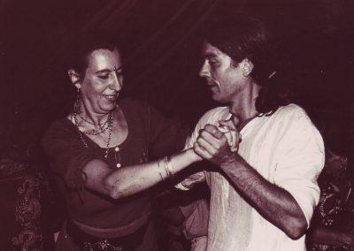 Bhakti und Steff