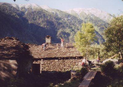Dharmahausumbau 1997