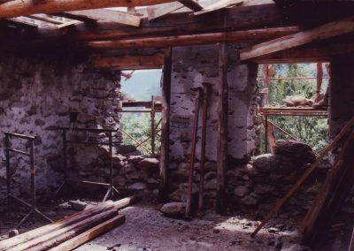 Dharmahausbau 1997