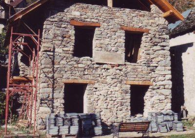 Dharmahausabau 1998