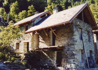 Dharmahausbau 1998