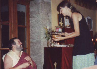 Lama Tsony 1998