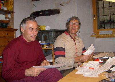 2008 Lama Rapsel und Felice