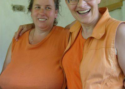 2008 Lama Sherab und Edith
