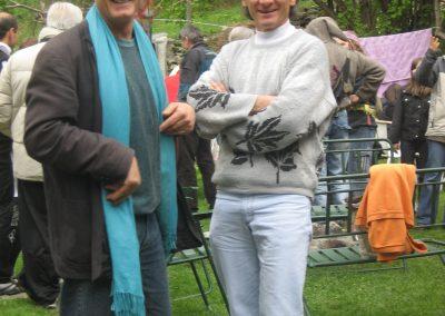 Gerard und Franco 2009
