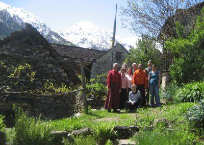 2009 Lama Irene und Marita